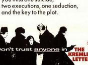 Lettre Kremlin Letter, John Huston (1969)