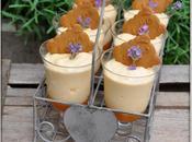 Mousse d'abricots mascarpone
