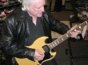 fabuleux guitariste Dick Wagner décédé d'une insuffisance respiratoire.