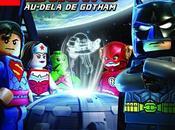 casting personnages LEGO Batman Au-delà Gotham dévoilés