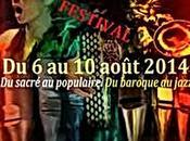 Festival Bédarieux Voix d'Orgues