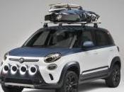 Fiat 2015 modèle tout-terrain catalogue