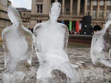 5.000 hommes glace pour centenaire Grande Guerre