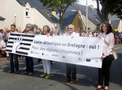 Festival Interceltique 2014: réunification Bretagne l'ordre jour.