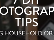 astuces pour photographier avec objets quotidien