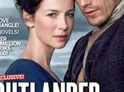 Outlander Photoshoot pour Guide Magazine