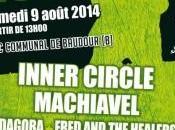 Machiavel Parkrock Festival Baudour août 2014
