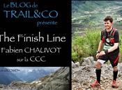 Finish Line Fabien Chauvot nous parle entraînement pour