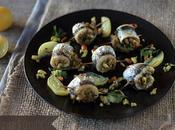 Sardines Farcies Olives Pignons