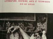 Usages objets dans l'histoire littérature