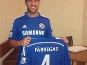 Chelsea festival Fabregas face Burnley