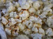 Chou-fleur Pop-Corn Cuisine futée
