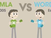 choisir comparaison entre WordPress Joomla