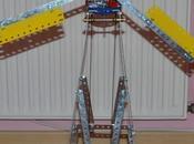 Meccano, Eolienne moteur mécanique