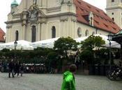 Garden Eden 2014. branches pour colombe l'Esprit Saint l'Heilig-Geist-Kirche Munich