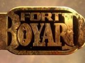 Fort Boyard samedi août 2014