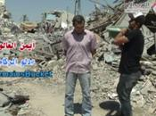 GAZA. Photos +Vidéo. #RemainsBucketChallenge: l'humour sarcastique Gazaouïs