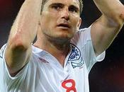 Angleterre Lampard prend retraite internationale