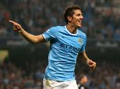 Manchester City Pellegrini encense Jovetic