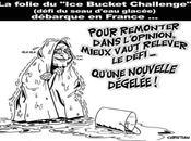 DESSIN PRESSE: Bucket Challenge