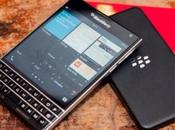 BlackBerry Passport nouvelles photos balade