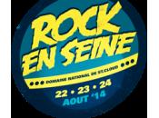 jour concerts exceptionnels Rock Seine samedi 23/08/14