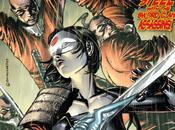 Arrow: changement d'actrice pour Katana