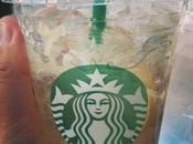 Starbucks Refresha detox water