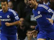 Premier League carton Chelsea Everton