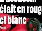 L'assassin était rouge blanc, polar basque POMS