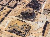 nouvelle hypothèse construction pyramides: concept conversion d'une structure initiale degrés pyramide lisse