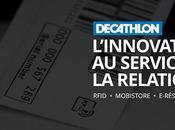 Decathlon marque nouveaux points dans l'innovation service client