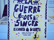 guerre singes, Richard Kurti