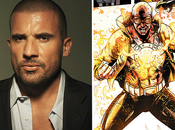 Flash Dominic Purcell (Prison Break) sera Heat Wave côtés Wentworth Miller