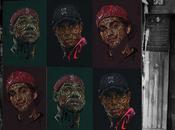 logo Nike transforme visage sportifs oeuvre d'art