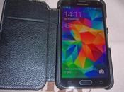 Test housse Samsung Galaxy Issentiel