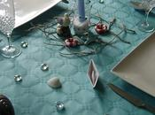 Déco table bord
