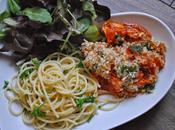 Revisiter classique Casserole poulet parmigiana étagée