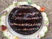 Gâteau chocolat glaçage effet miroir