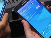 Samsung Galaxy Note Edge officialisé l'IFA 2014