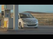 Citroën publicité chien