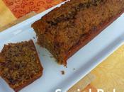 Cake carotte violette noix coco