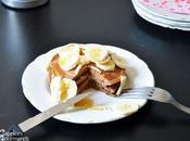Pancakes farine châtaigne