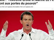 Quand Valls brandit l'épouvantail Marine Pen, est-il vraiment crédible