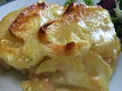 Gratin pommes terre Maroilles version rapide