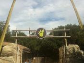 été, j'ai visité Jurassic Park française