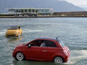 Fiat roule l'eau