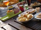 repas campagne....- avec spécialités locales, bons vins enfants! Charmes Godard Branaire Ducru