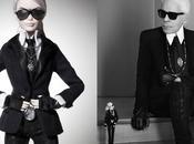 envie Barbie Karl Lagerfeld