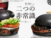 Japon: Burger King lance burger fromage noir